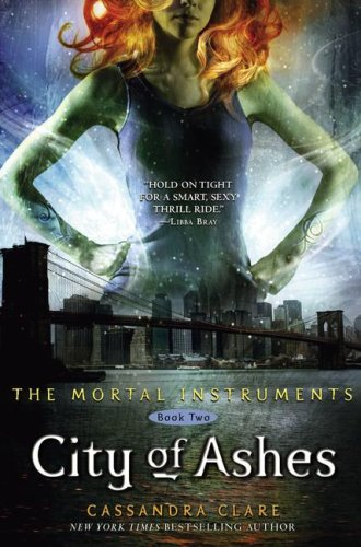 City of Ashes by Cassandra Clare | Gripped into Books