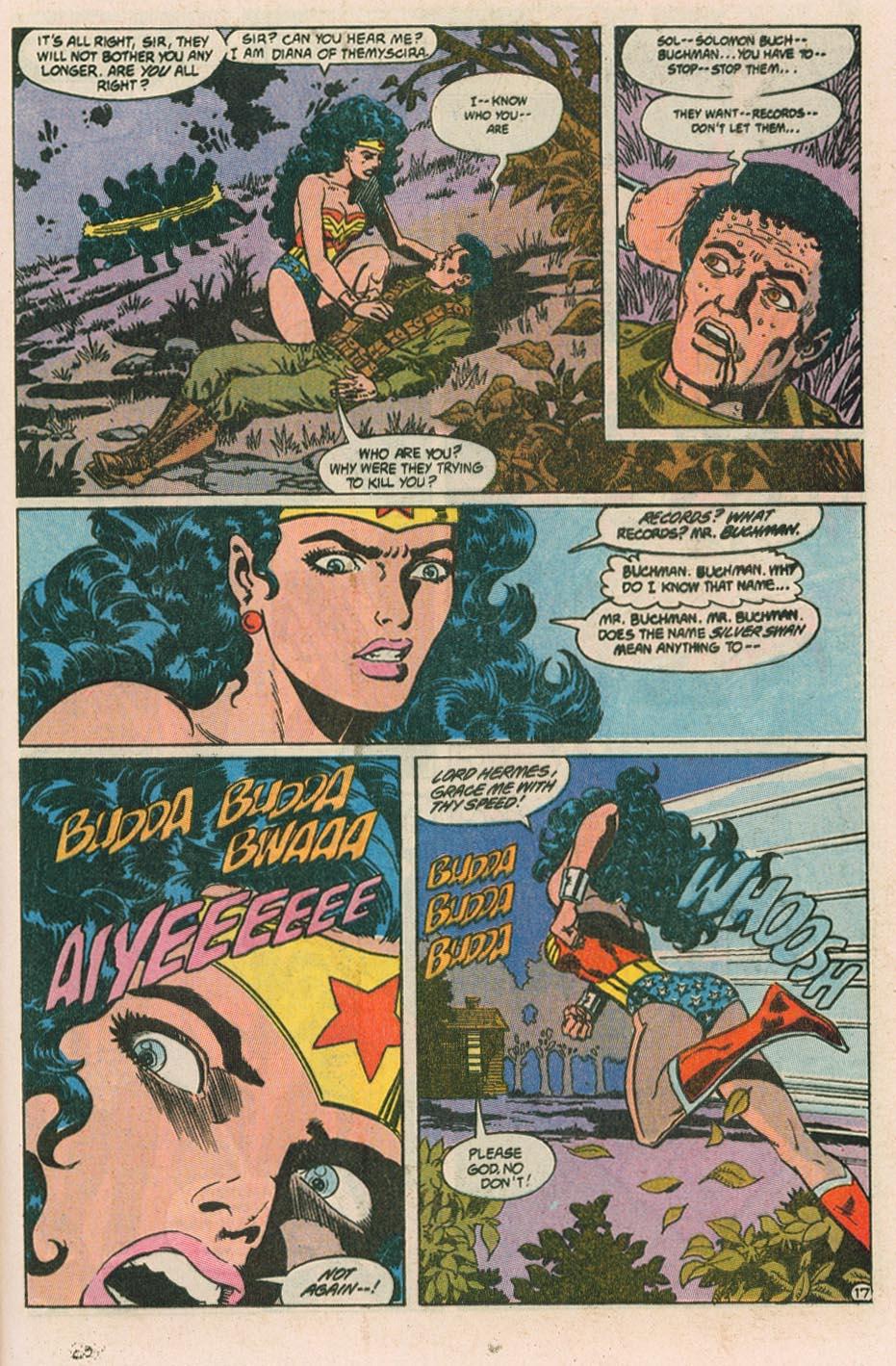 Read online Wonder Woman (1987) comic -  Issue #42 - 19