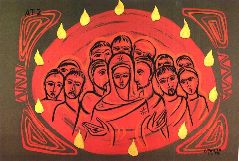 Resultado de imagem para O Espirito Santo sopra onde quer
