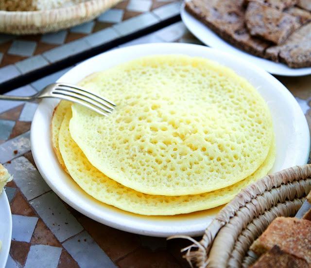recette beghrir marocaine