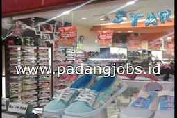 Lowongan Kerja Padang: Toko Sepatu Stars Juni 2018