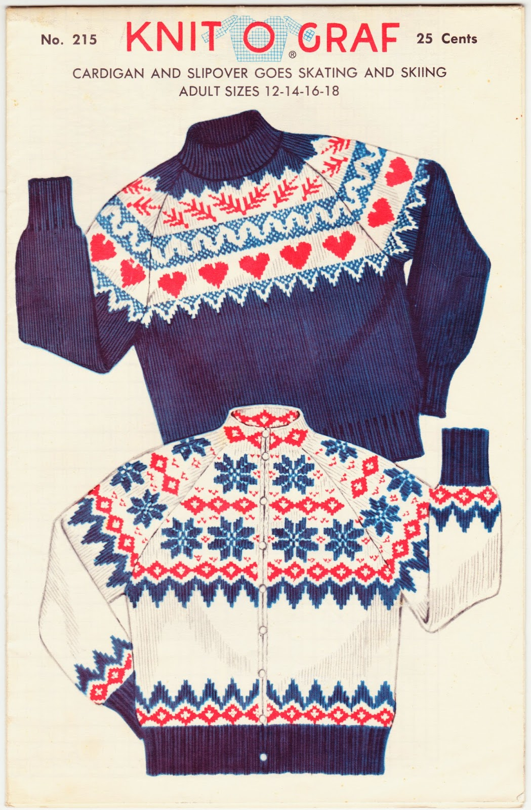 Papergreat: We might need these sweaters for the bomb cyclone and ...