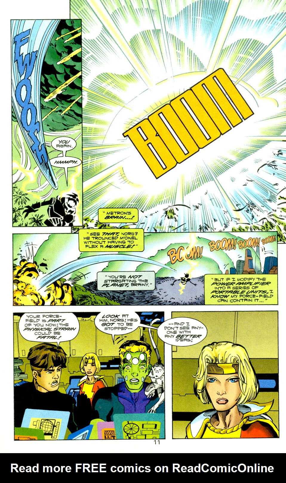Legion of Super-Heroes (1989) 118 Page 12