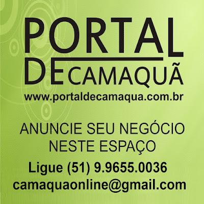 53bc5e125154 Portal de Camaquã: o canal de notícias mais atualizado da região