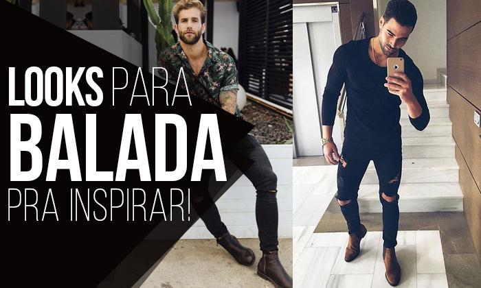 Macho Moda - Blog de Moda Masculina  Roupa Masculina para BALADA  28 ... c6c8bdafa46
