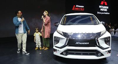 Mitsubishi Xpander Limited Pilihan Mobil Yang Pinter Bener Untuk Millenials