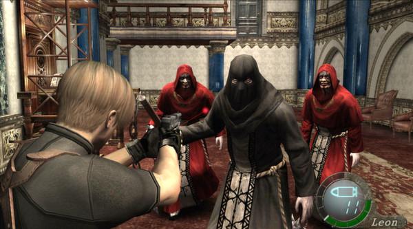 Resident Evil 4 Full Version