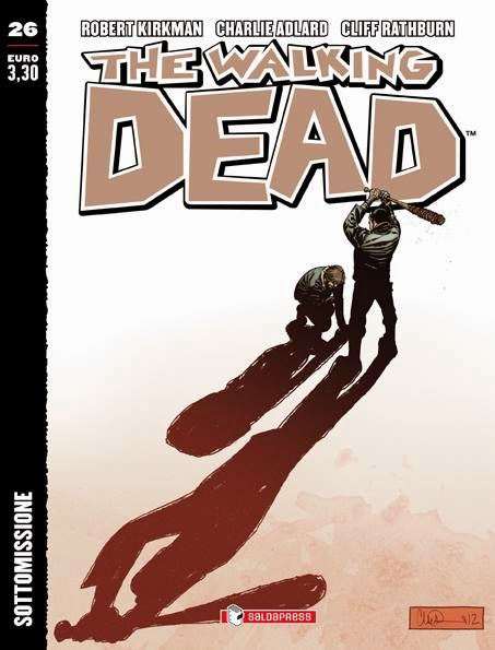 The Walking Dead #26 - Sottomissione