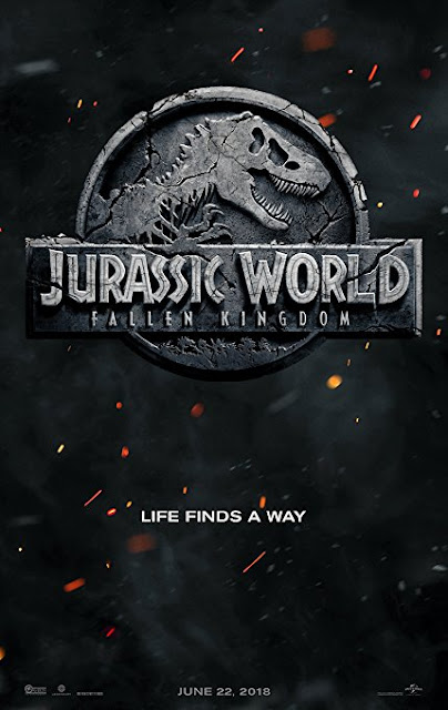 6 Movies I Want to See This Summer. summer movies 2018. jurassic world: fallen kingdom