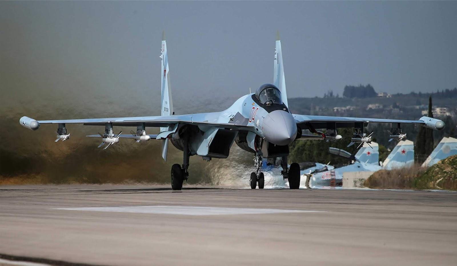 Mesir akan membeli lebih dari dua lusin Su-35 dari Rusia