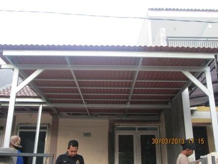 Harga Kanopi Baja Ringan Per Meter Persegi Spesialis Semarang Dan Sekitarnya 085712316995