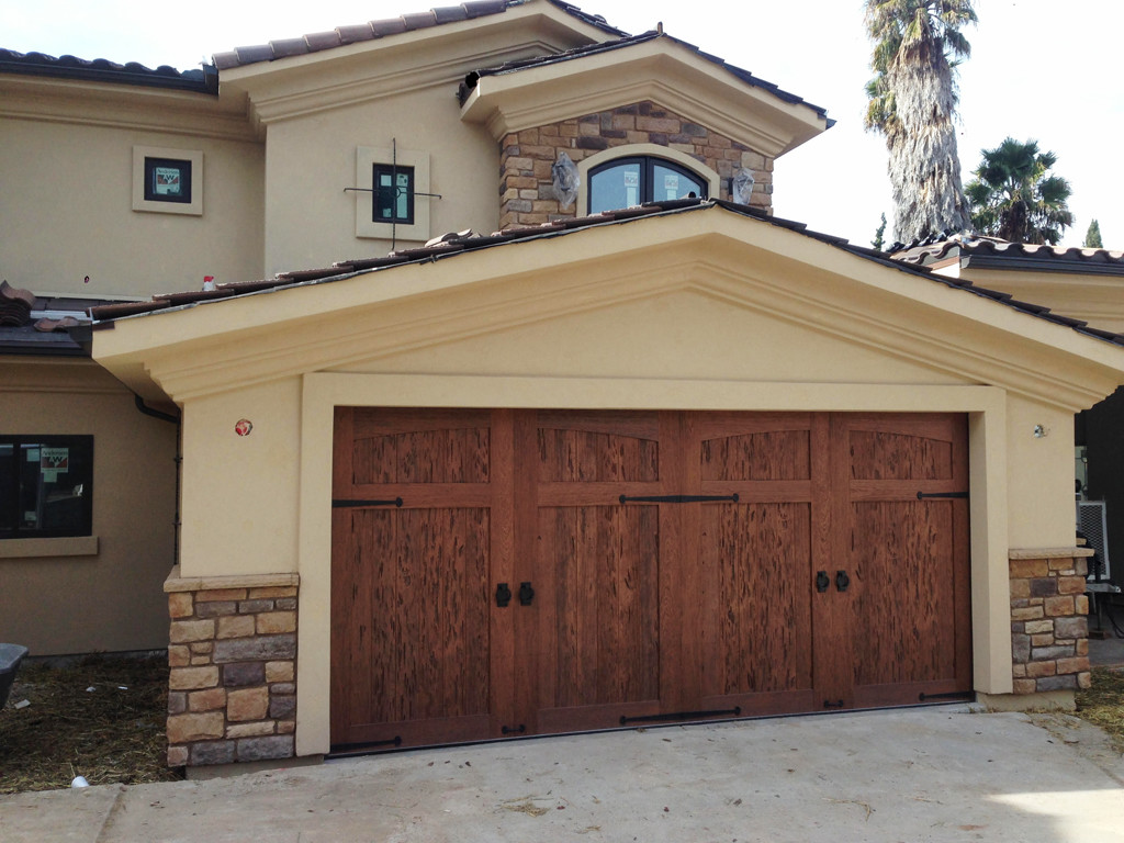 768 #643E32 Best Garage Door Opener Harvard Park Garage Door Installation Yucca picture/photo Garage Doors Near Me 37391024