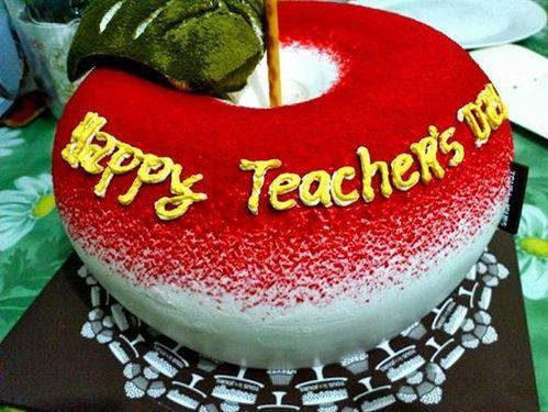 Best Cake Of Teachers Day 2016