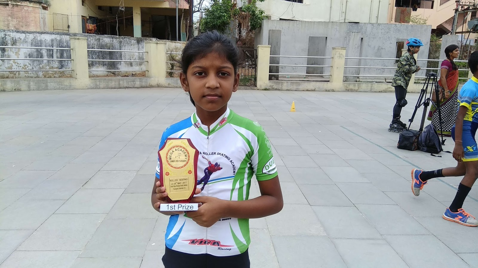 Roller shoes in hyderabad - Quad Inline Skating Winners Hyderabad