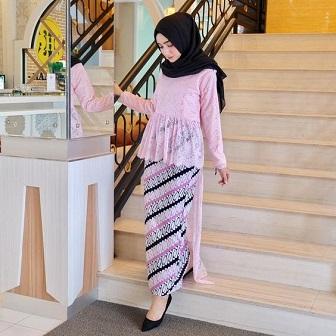 Model Kebaya Muslim Anak Muda