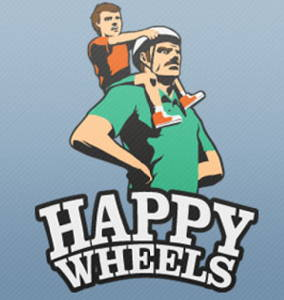 home of happy wheels game