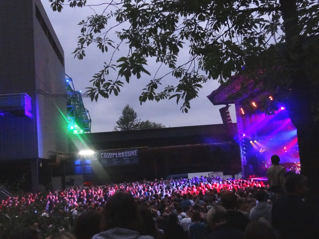 Allroy For Prez - Konzertfotos: 17.06.2017 Duisburg ...