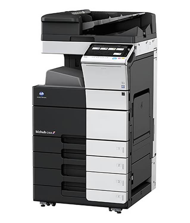 Konica Minolta Bizhub 363 MFP PC-Fax Treiber Windows 7