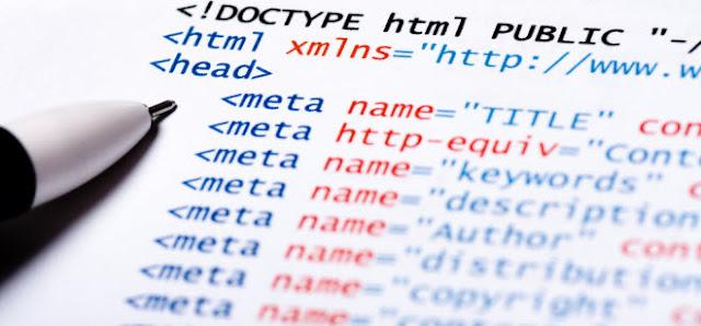 Cara Memasang Meta Keyword dan Meta Description Pada Blog