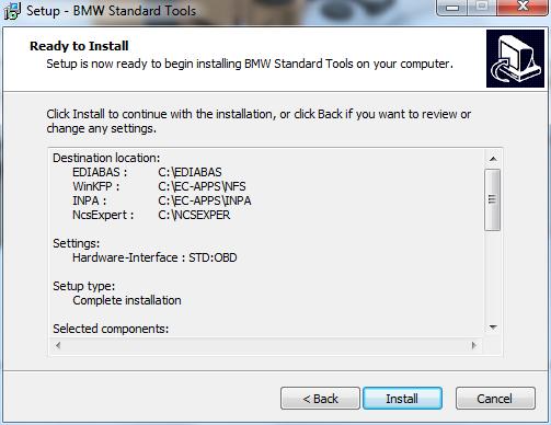 BMW Standard Tools 2.12 14