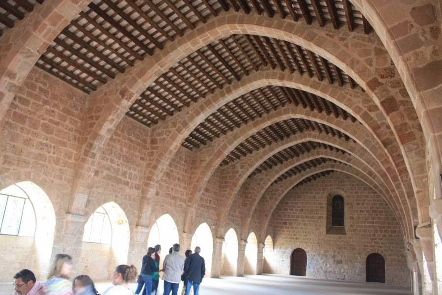 Dormitory of Santes Creus