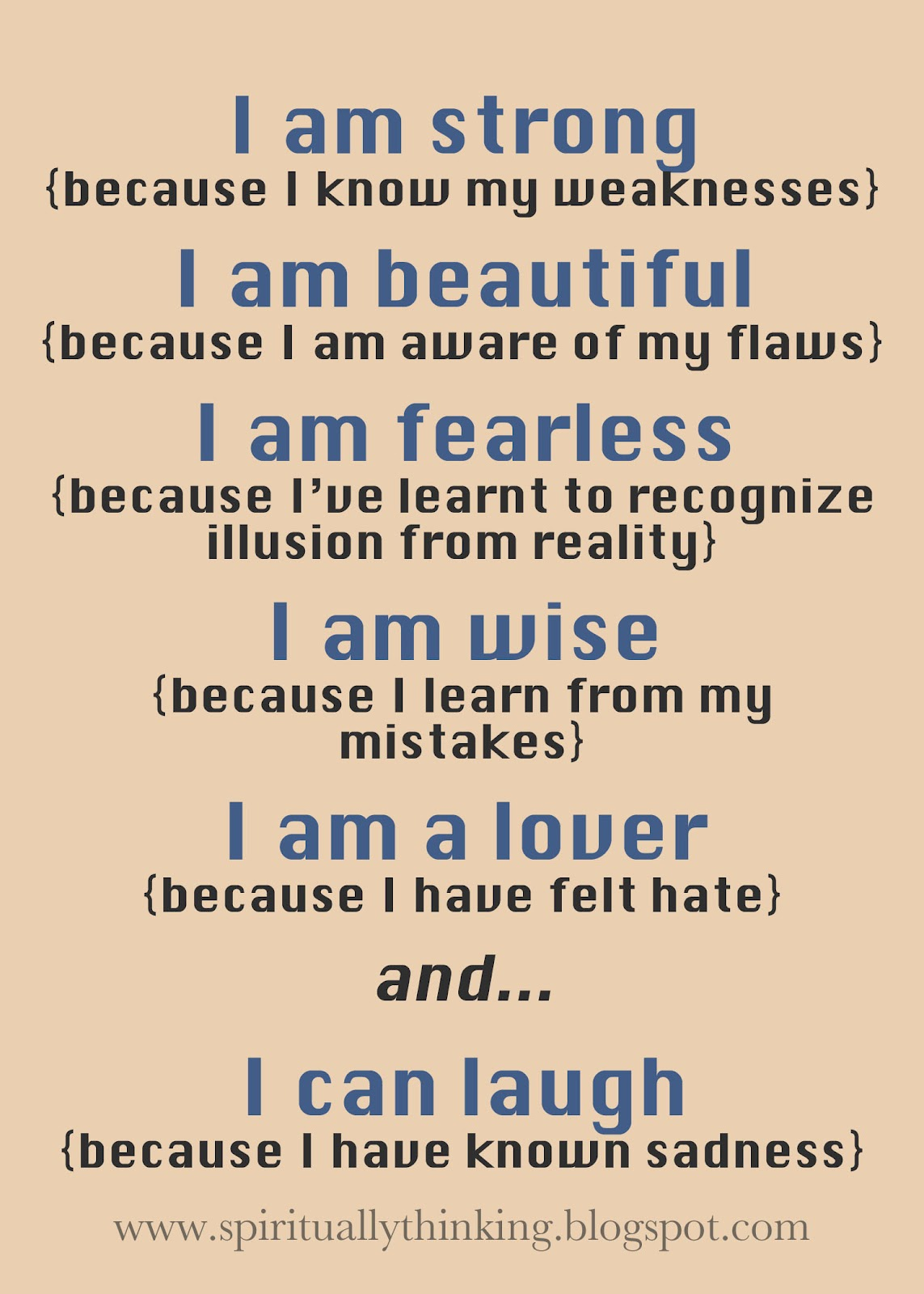 and Spiritually Speaking: I Am... I Am Quotes