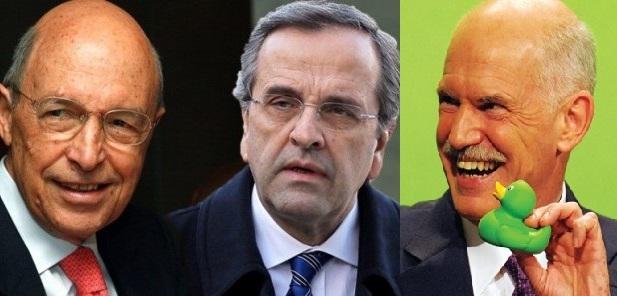 Η σιωπή των πρώην πρωθυπουργών
