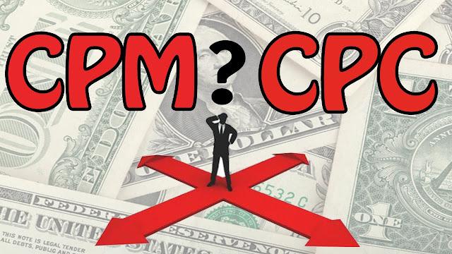 ماهو CPM ؟ وماهو CPC ؟  وما الفرق بينهما !