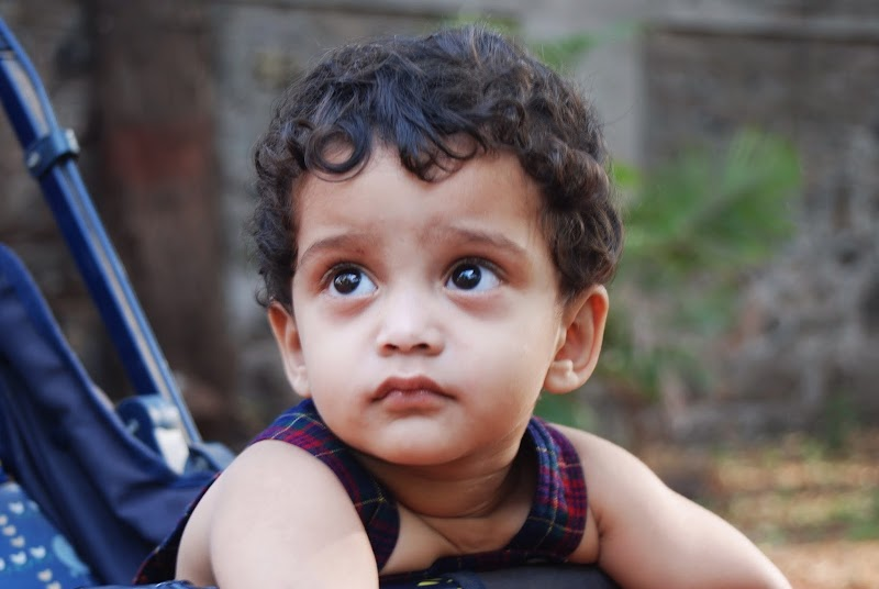 My heart's delight : portrait of Aadi