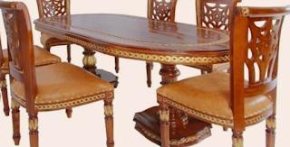 Perawatan Furniture Antik Anda