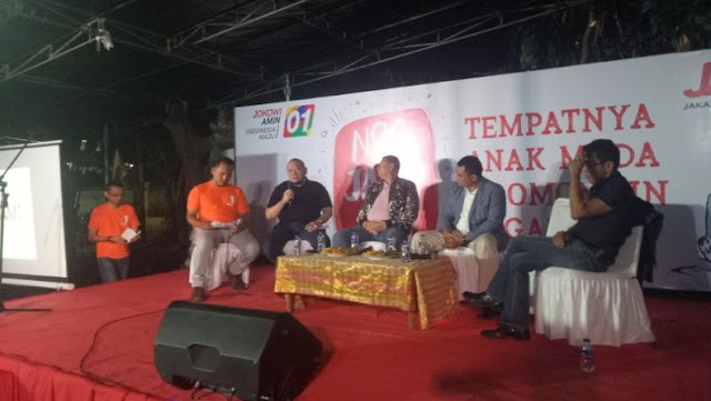 La Nyalla: Potong Leher Saya jika Prabowo Menang di Madura
