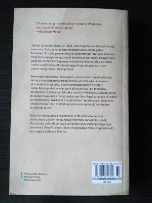 Resensi Buku The Most Dangerous Man In The World