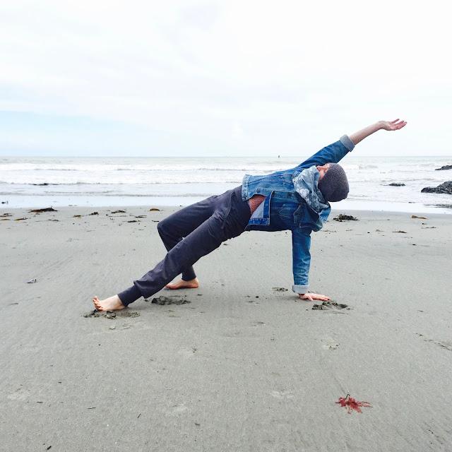 Yoga Bloomers
