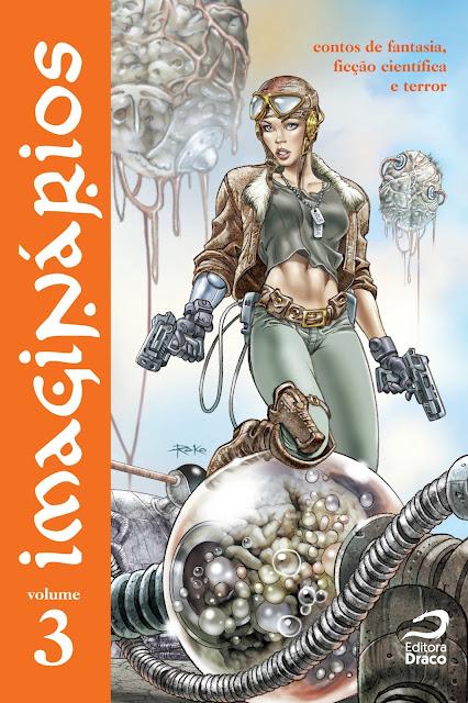 Imaginários contos de fantasia ficção científica e terror