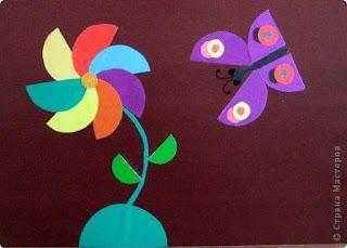 أفكار لعمل أنشطة فنية لأطفال الحضانة 11057486_16058591263