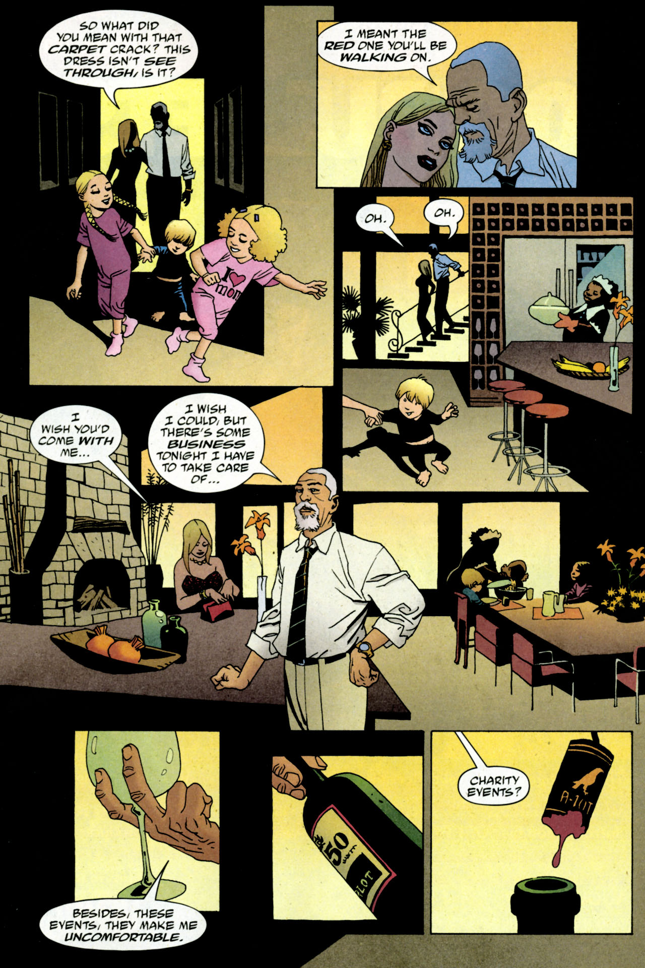 Read online 100 Bullets comic -  Issue #84 - 8