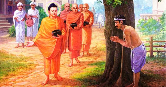 Người gánh phân nghèo hèn gặp Đức Phật trong ngõ hẻm, Ngài chỉ nói 1 câu đủ thay đổi cuộc đời anh mãi mãi
