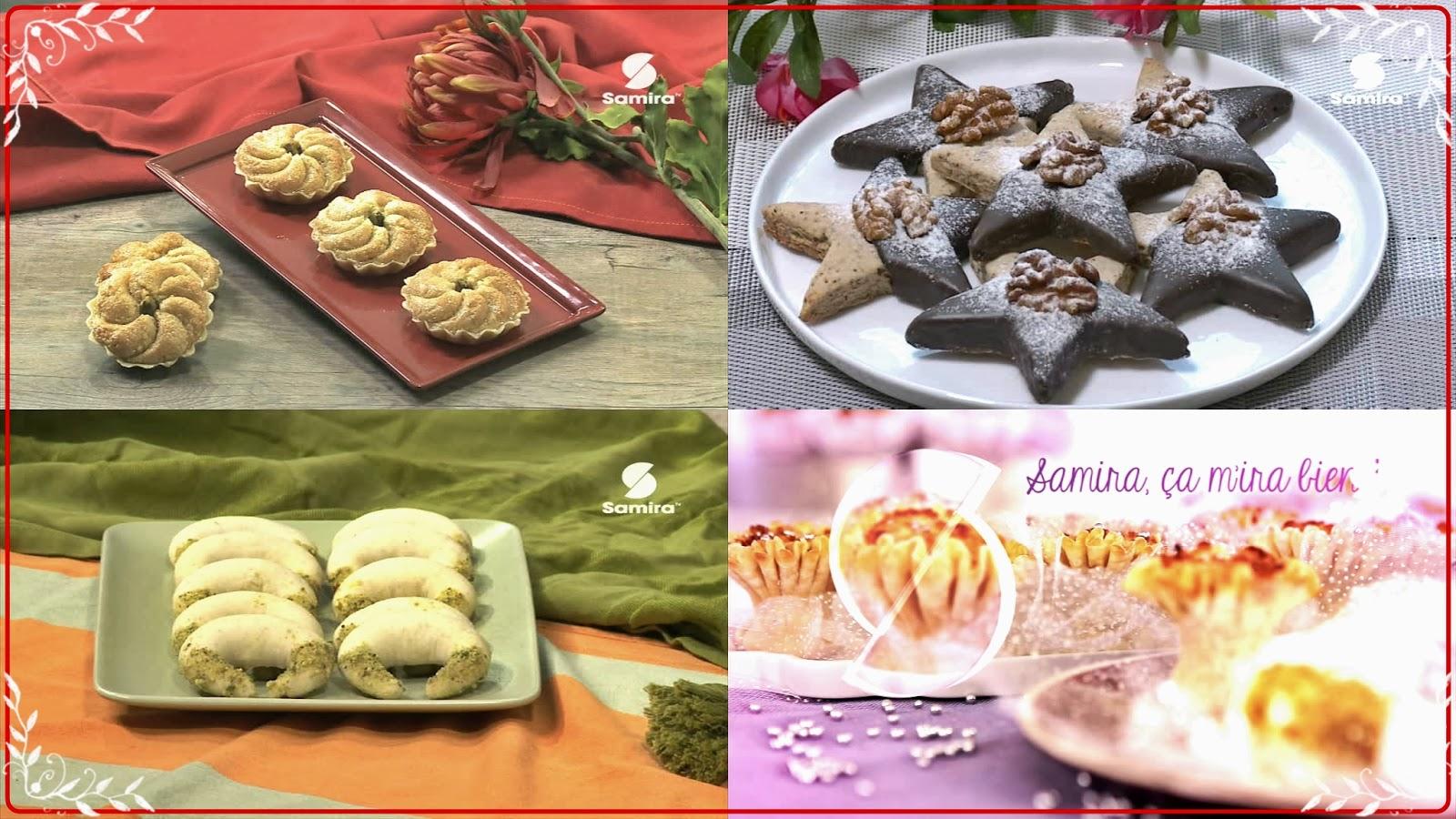 La cuisine alg rienne tcharek syrien sable et dziriyet for Samira t v cuisine