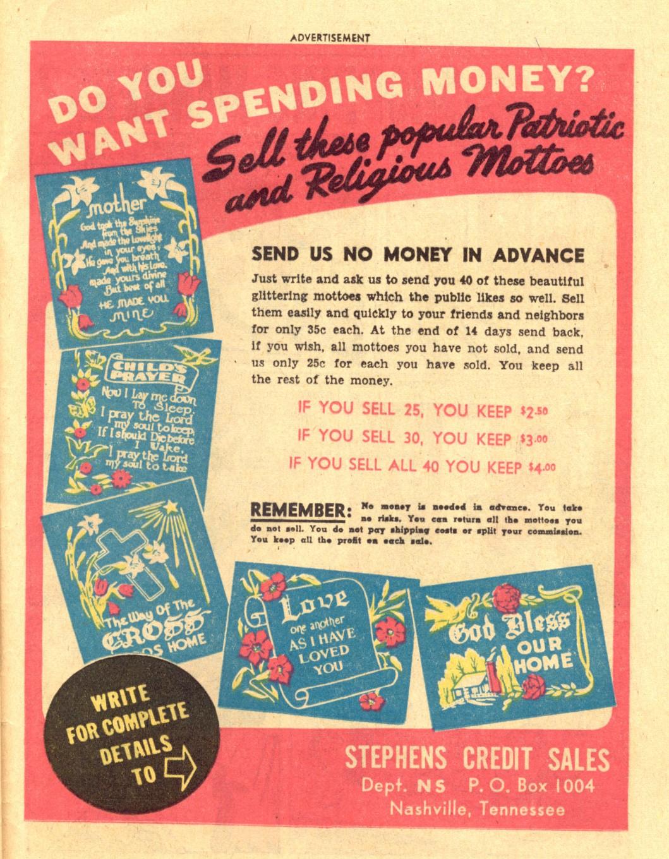 Read online Detective Comics (1937) comic -  Issue #255 - 34