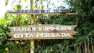 Wisata Edukasi bagi anak-anak di Taman Kupu Kupu Gita Persada, Lampung
