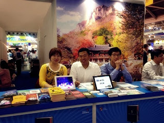 2013 NATAS SINGAPORE TRAVEL FAIR (Korea E Tour)
