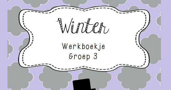 Zeer Juf-Stuff: Time flies; winterwerkboekje groep 3 #AC93