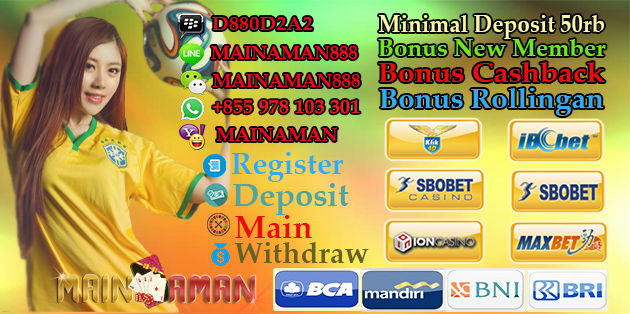 Situs Judi Bola Online Indonesia Bonus Besar Situs Judi Online Dan Cara Daftar Sbobet
