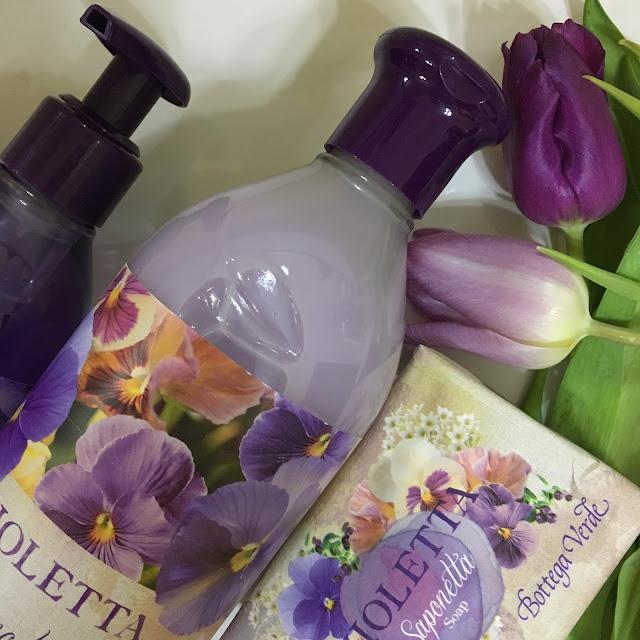 Violeta Bottega Verde
