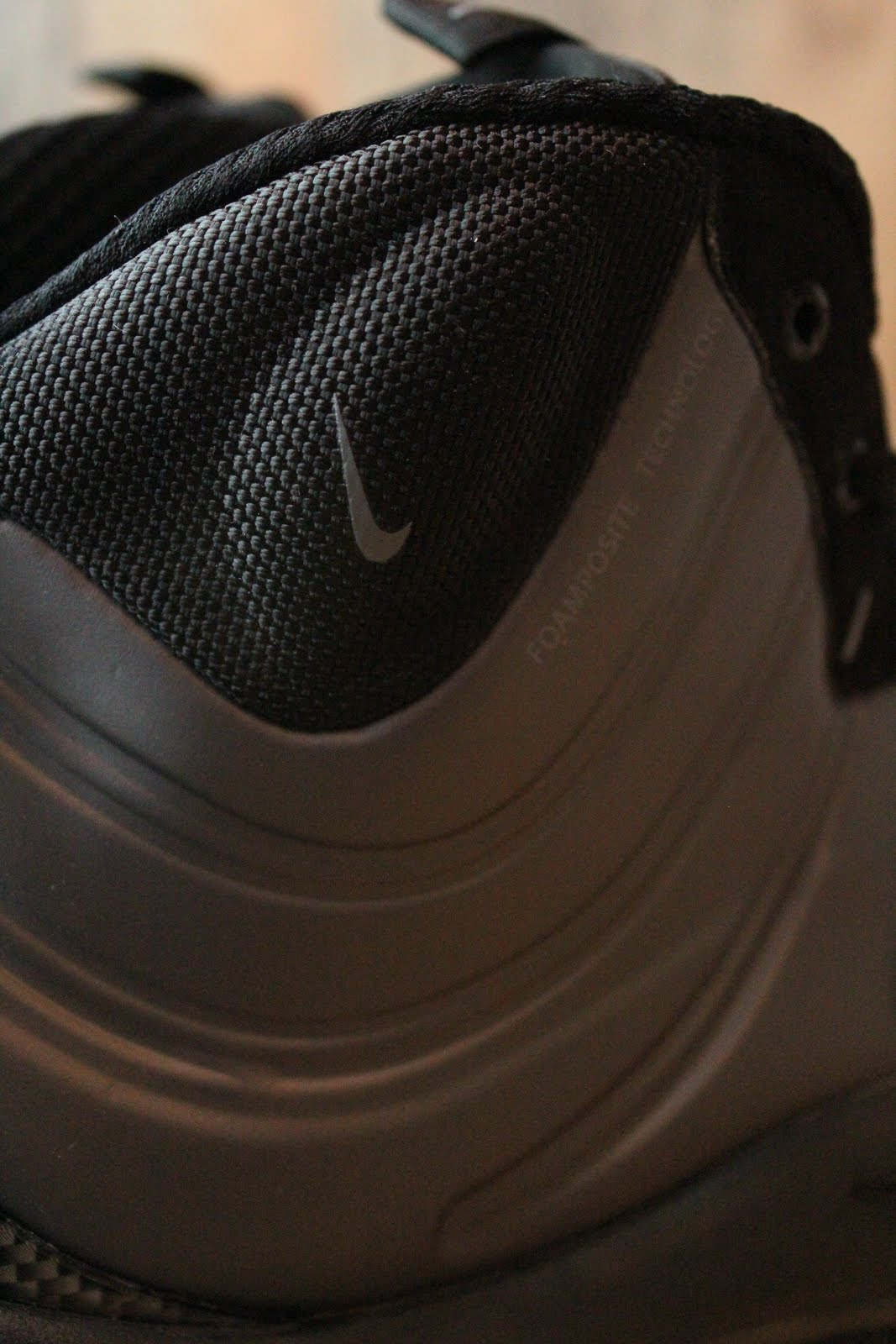 0f7374a2ef80e Nike ACG Air Max Posite Bakin Boot Metallic Dark Grey Black-Dark Grey-Team  Orange 415327-008. November 2011