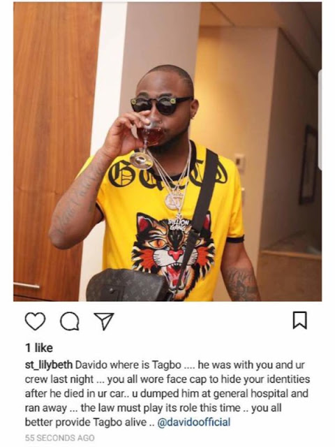 """We-need-you-to-tell-us-how-he-died-in-your-car-&-why-you-ran-away""-–-Caroline Danjuma-to-Davido"