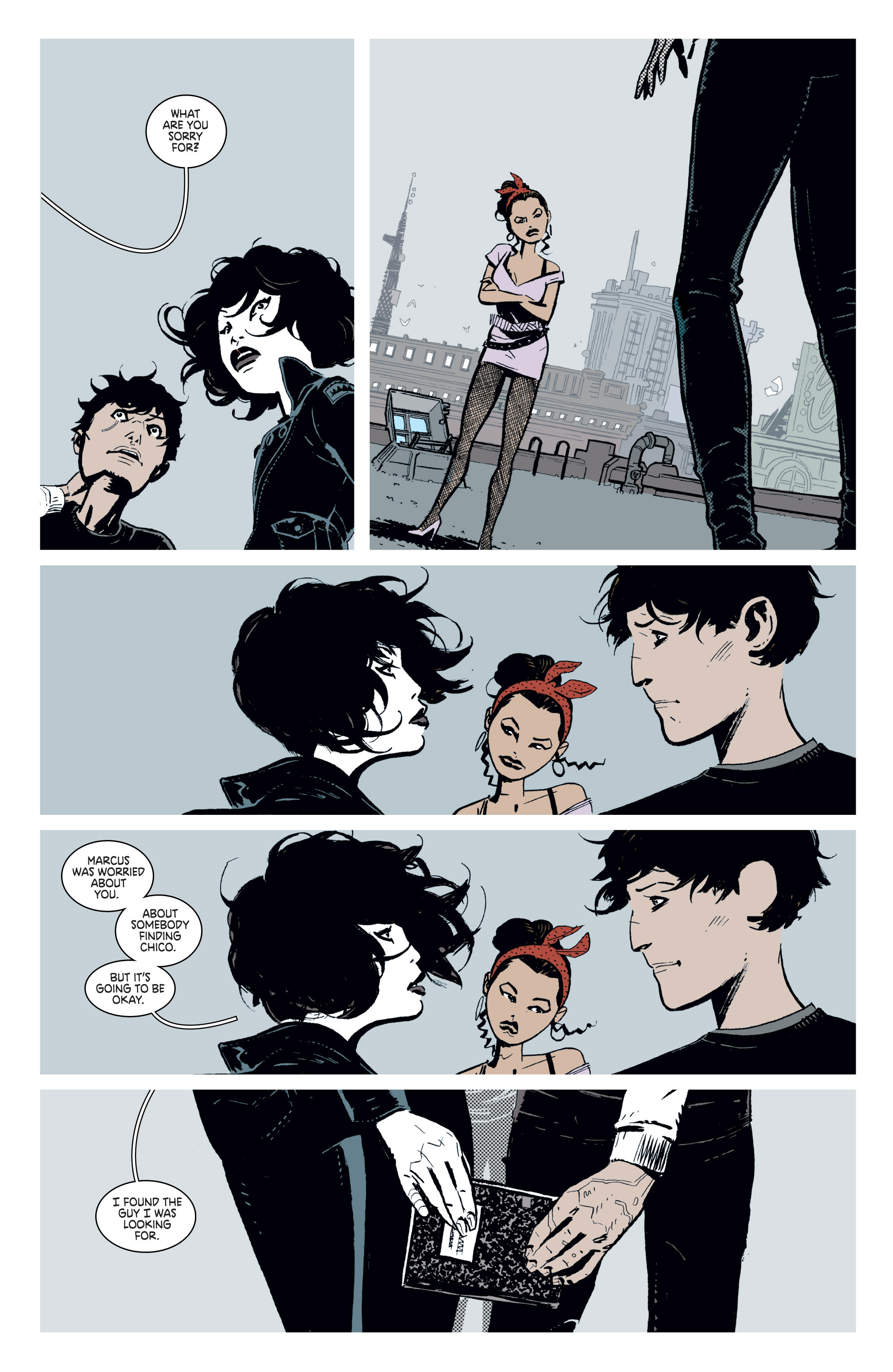 Read online Deadly Class comic -  Issue #8 - 24