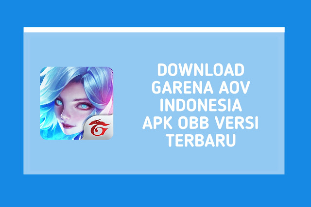 Download Garena AOV Indonesia APK OBB v1.35.1.4