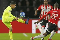 Fakta Menarik PSV Vs Barcelona dalam Pertandingan