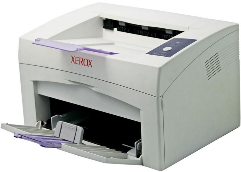 Скачать драйвер принтера xerox 3117